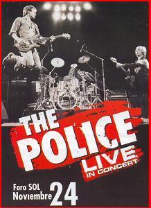 THE POLICE ¡ahi los vere!