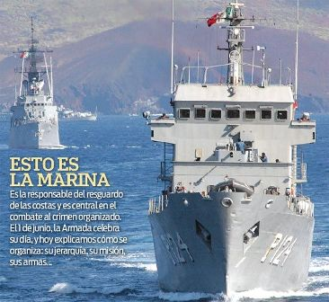 Día de la Marina en México